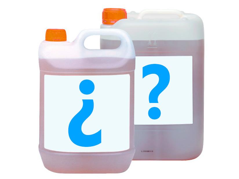 Detergente para lavavajillas hostelería