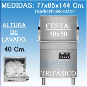 Lavavajillas Cupula GS-83-M