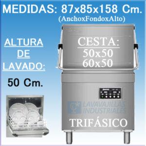 Lavavajillas Cupula GS-85