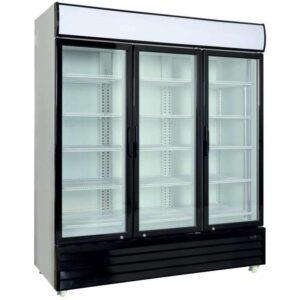 Armarios refrigerados con puerta de Cristal