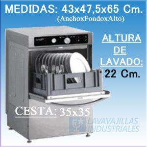 LAVAVASOS INDUSTRIAL FAGOR CO350