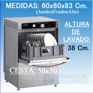 LAVAVAJILLAS INDUSTRIAL FAGOR CO-500