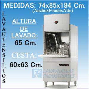 Lavautensilios sammic LU-60