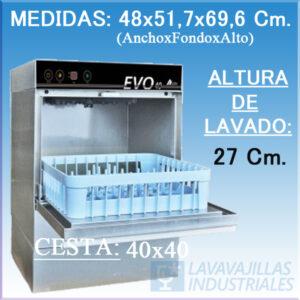 LAVAVAJILLAS-ADLER-EVO-40