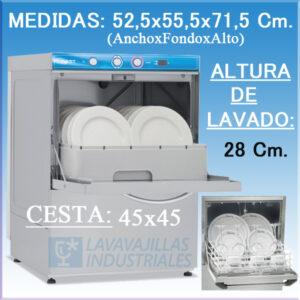 LAVAVASOS-ELETTROBAR-FAST-50