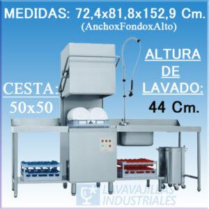 LAVAVAJILLAS-CUPULA-INFRICO-LCP4550