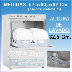 LAVAVAJILLAS-INFRICO-LVP3250