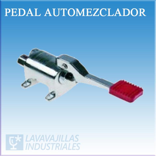 PEDAL-AUTOMEZCLADOR