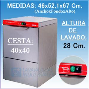 Lavavasos-Comenda-V400
